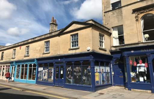 The property comprises open plan retail accommodation on the ground floor with ancillary first floor and basement storage space. W/C and Kitchen facilities are located at first floor level. Nearby occupiers include Mallorys Jewellers, Cutler & Gross,...