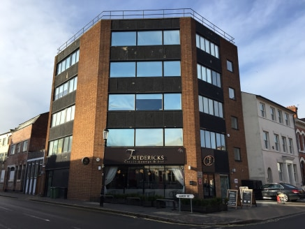 FOUR STOREY OFFICE PREMISES within BIRMINGHAMS JEWELLERY QUARTER boasting IMPRESSIVE CITY VIEWS with suites available from £14 per...