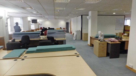 Modern office accommodation located near Brighton Station   (3,776 sq ft to 15,126 sq ft)   TO LET