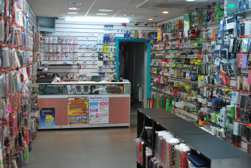 Well Presented Shop With Uppers  Ground floor sales area 53.89 sq m (580 sq ft)