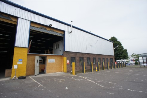 Property Type<br>Industrial<br><br>Availability<br>To Let<br><br>Size<br>8,887 sq ft<br><br>Rent<br>&pound;45,000 per annum<br><br>Energy Performance Rating<br>Upon enquiry<br><br>Industrial/warehouse unit with fitted office/WC area, allocated lorry...