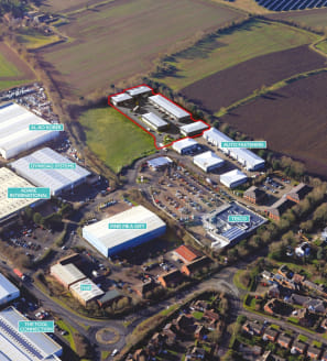 This 3 acre site is part of the fi nal phase of the highly successful  Holywell Business Park and will provide new, high quality  industrial/warehouse units within a landscaped environment.  The units have detailed planning consent for B1(c) Light In...