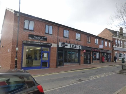 Retail for sale in Hednesford | Butters John Bee