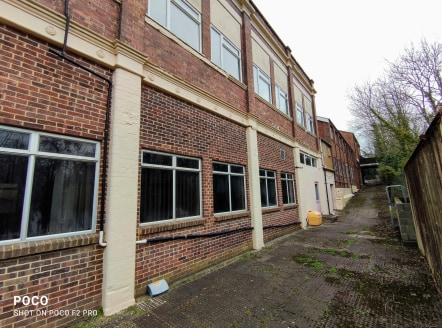 G.I.A OF APPROX. 1,717 SQ M (18,477 SQ FT). Two-storey workshop, studios, office and industrial buildings with development potential. The Creamery comprises two elements that could be occupied as one or separated from the main Creamery buildings and...