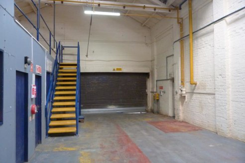 The subject property was formerly occupied by a tool hire business and comprises an industrial unit of traditional brick construction beneath a pitched roof surface. The property benefits from the following characteristics:\n\n* Highly prominent loca...