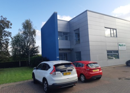 Ergo Business Park is a modern business park development offering flexible contemporary self-contained office, business and industrial accommodation within attractive landscaped grounds. First floor high quality office suite with 3 allocated car park...