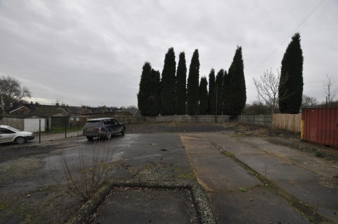 * Workshop with generous yard  * Site with consent for car sales and repairs (DC/18/2725)   NB Please note current consent has working hours restriction 8am - 6pm Monday to Friday and 8am - Midday Saturday   * Perimeter fencing with secure gate