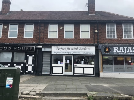 The property is located on Heywood Road in Prestwich close to the junction with Bury Old Road. Junction 17 of the M60 motorway is a short drive from the property.  Amco Commercial are pleased to offer this Ground Floor premises suitable to be used fo...