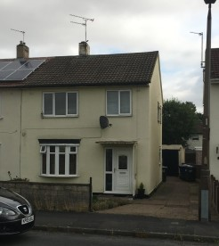 Residential Investment. 3-bedroom semi-detached house. Let on an assured shorthold tenancy at. Rent £495.00 per month. Non standard construction.