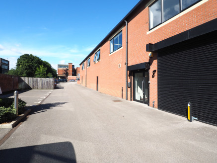 The development comprises a characterful former paper mill which has undergone the first phase of a significant refurbishment programme to create a new business environment.   Located on a key arterial route between Harrogate and Leeds overlooking th...