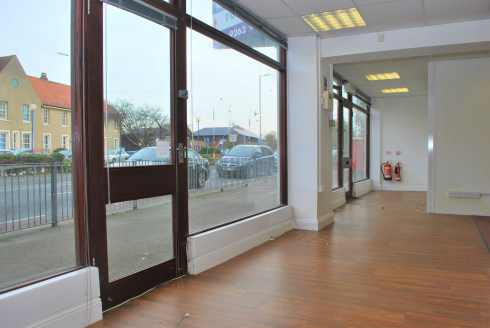 Commercial Unit with Development Potential  Total Size 86 sq m (931 sq ft)