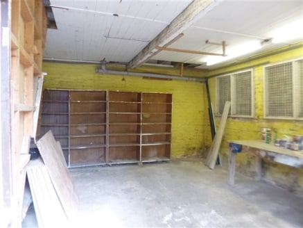 Store/workshop available on a flexible basis for a term to be agreed. Would suit a variety of...