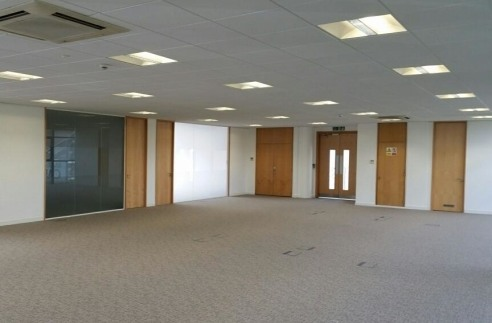 Refurbished multi let office with amazing facilities in a prime Business Park location