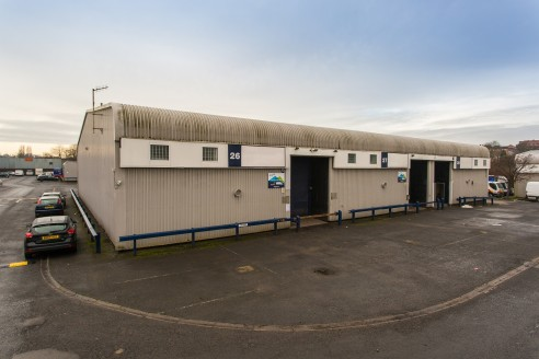 The Estate comprises 28 industrial/warehouse units of various sizes, with parking and loading areas fronting each unit.\n\nThe available units are comprised of a steel portal framed construction with insulated profile steel clad elevations, incorpora...