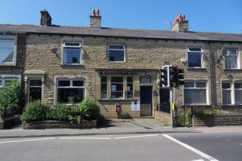 LOCATION\n\nThe property is situated on Leeds Road (A56) being the main arterial route between Nelson and Colne. The property is conveniently located on a main bus route and within walking distance of neighbourhood shops....