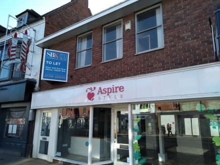 First floor office premises  Busy town centre location  Self-contained with dedicated access  Extending to 68.01m2 (732ft2)  Rent £6,000 pa