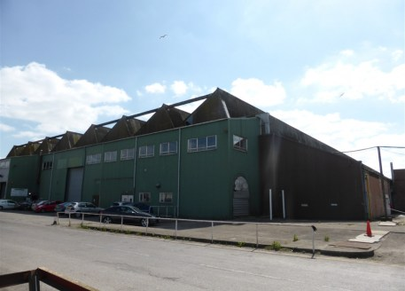 Industrial building of circa 50,000 sqft to let for a term of years to be...