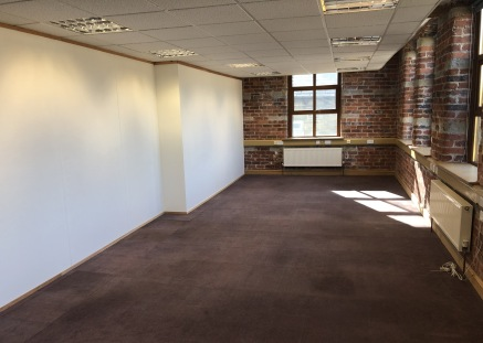 Rimani House is a four storey converted mill building providing self contained office accommodation. The available suite at second floor level benefits from exposed stone walls, suspended ceiling, cat II lighting, separate meeting room, network perim...