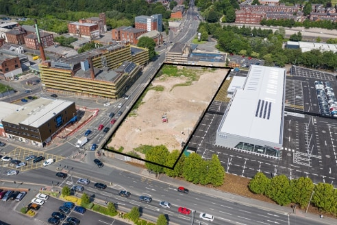 A mainly rectangular shaped site which has been remediated and levelled and ready for redevelopment.  It is suitable for a number of different uses STPP-All enquiries to Bolton Metropolitan Borough Council Planning Department.