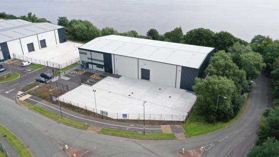 Available for immediate occupation  A new manufacturing /warehouse unit built to a high specification.  14,016 sq ft  Rental - Price on Application