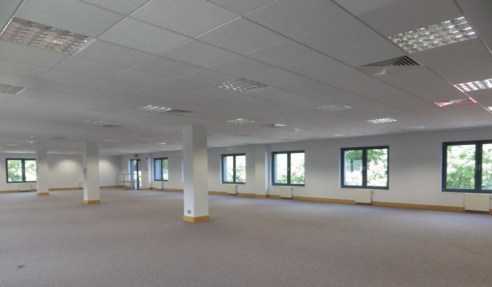 Attractive Refurbished Office Space