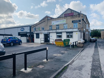 Occupying a total site area of approximately 0.084 acres, the property comprises a former car rental premises occupying a prominent position overlooking the junction of Worth Way (A650) and South Street (A629). A single storey, brick built office is...