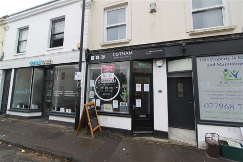 ***RETAIL UNIT TO LET - COTHAM***  A well presented ground floor retail unit of approximately 500sqft with toilet and storage facilities situated on Cotham Road South within close proximity to St Michael's Hill, Park Row and Cotham Park. The shop ben...