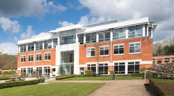 A popular business park is the setting for this totally flexible workspace located about 15 minutes' walk from Gerrards Cross railway station. The centre includes co-working space, meeting rooms and offices and can be easily accessed from junction 1...