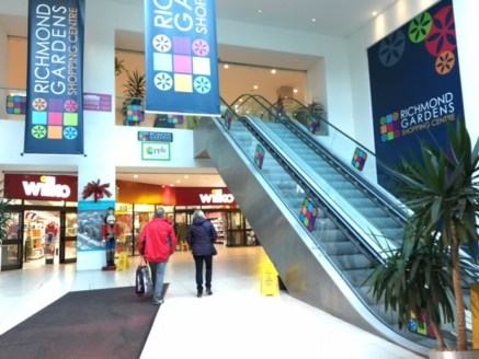 <p>The property occupies a prominent position on the busy pedestrianised section of Old Christchurch Road within Bournemouth town centre. Richmond Gardens Shopping Centre connects with the multi-storey car park behind.</p><ul>  <li>High footfall</li>...