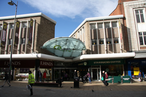 Shop To Let, 26 - 28 Queen Street Shopping Centre, Darlington DL3 6SL