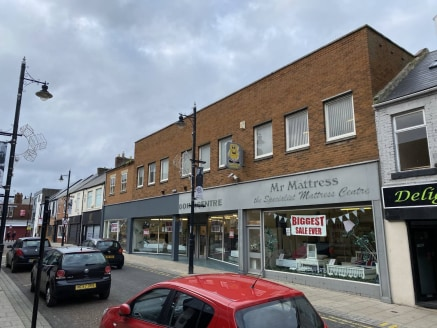 Retail Unit For Sale, 6-9 Olive Street, Sunderland SR1 3PE