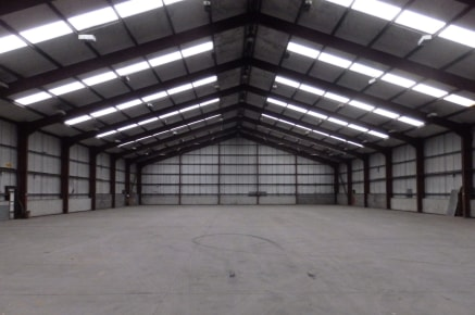 Strategically located industrial warehouse/distribution facility with good road links to the M6, M74 & A69. Steel portal frame, profile steel cladding and roof, with an eaves height of 5.6m. External yard area for parking, storage and circulation....