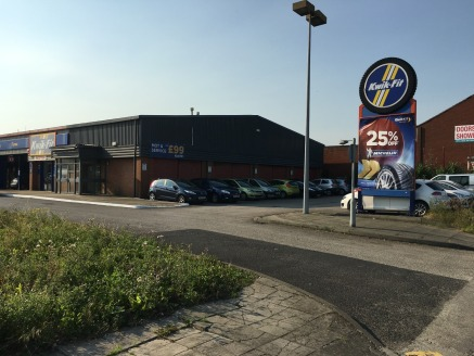 Showroom To Let, Newport Road, Cannon Park, Middlesbrough, TS1 5JF