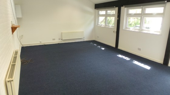 This ground floor office accommodation totalling 484 sq ft has recently been refurbished and finished to a good standard and is now ready for immediate occupation. The offices benefit from carpeted flooring, fluorescent lighting, data cable points an...