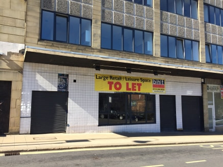 **1/3 Rates discount may be applicable on retail premises as of April 2019, subject to qualification**  The premise briefly comprises a ground floor former café/ bar set in the heart of Halifax town centre with surrounding occupiers being The Victori...