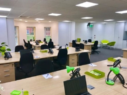 This prestigious business centre offers a range of SERVICED OFFICES, virtual offices and meeting rooms. MODERN FACILITIES set in the heart of 12 acres of historic parkland. Rent INCLUSIVE OF RATES,cleaning, PARKING and service charge. SEE ADDITIONAL....
