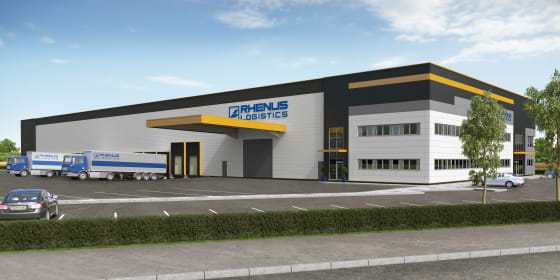 include a 153,000 sq. m. warehousing facility and will create the Port Salford National Import Centre which will enable specialist goods handling and redistribution. incorporate the Western Gateway Enabling Scheme (WGES) which includes a series of es...