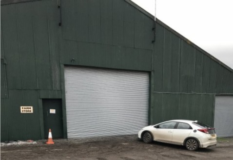 The property comprises of semi detached commercial unit providing a total gross internal Floor Area of 14,400 sq ft (1337.80 m sq). The commercial unit is of steel portal framework, clad in part profile steel sheeting and part Yorkshire boarding. The...