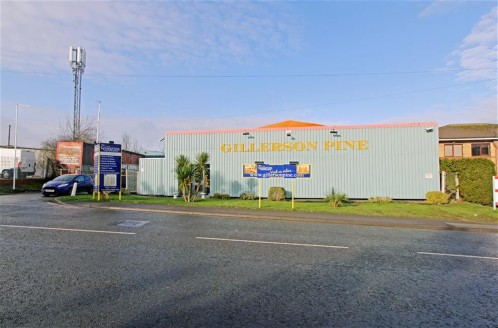 An exciting investment opportunity comprising a detached light industrial unit with showroom and office accommodation (approx. 6,540 sq ft GIA) occupying a site of approx. 0.46 acres. The property is currently let producing �32,000 per annum and bene...