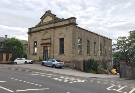The premise briefly comprises a former Methodist Church situated on the busy A646 Burnley Road in Sowerby Bridge, Halifax.  The property has been converted to provide three levels of accommodation having a storage workshop with drive in access to the...