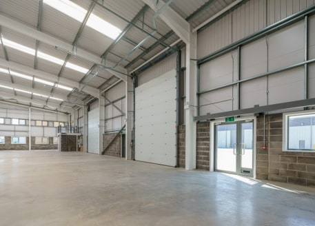 Unit 7B, Block 7 Phase 5 Access 18, AVONMOUTH BS11 8AZ