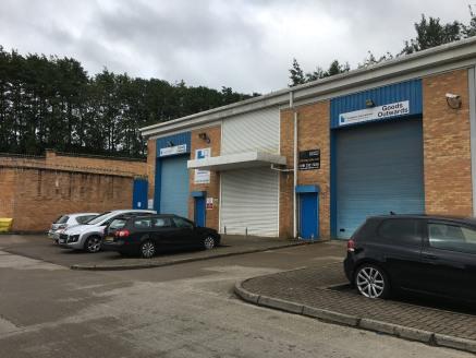 MODERN INDUSTRIAL UNIT WITH SECURE COMPOUND  Description  The property comprises a semi-detached modern industrial unit of steel portal frame construction with brick and clad elevations under a dual pitched roof covered in insulated profile metal cla...