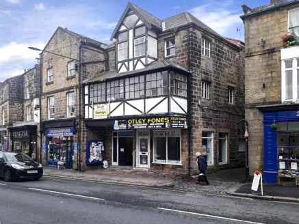 Summary  Prominent Roadside Frontage  Immediately Available  57.52 sqm (619 sqft)  Description  The accommodation is located on the ground floor of the property and is currently fitted to a shop specification. The accommodation is separately accessed...