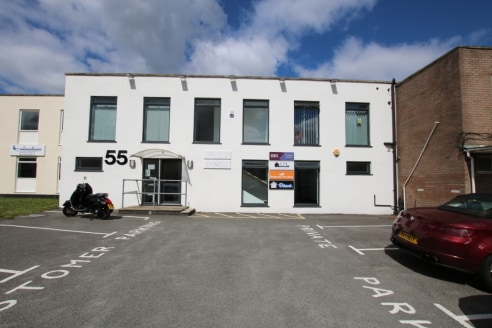 Well Located Self Contained Office Premises