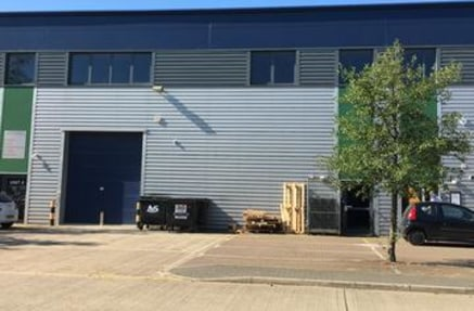 The property comprises a mid-terraced warehouse/industrial unit of steel portal frame constructed in 2007.\n\n-6.1m eaves height\n-Full height electric loading door\n-Less than 0....