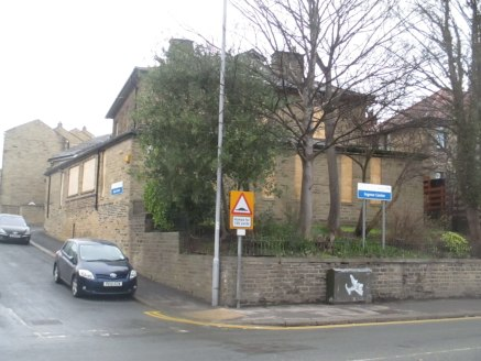 Detached 4 storey building situated on the corner of Foster Road and South Street (A629) approximately one mile from Keighley town centre. The premises are suitable for a variety of uses, including residential, educational, religious uses, offices, d...