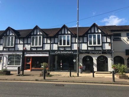 Ashley House is located adjoining the main public car park in Farnham Common fronting the Broadway. The offices are close to a variety of shopping amenities and benefit from short stay parking nearby as well as the public car park.  The A355 links Sl...