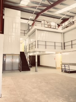 First Floor Warehouse Space , Flexible Inclusive Terms