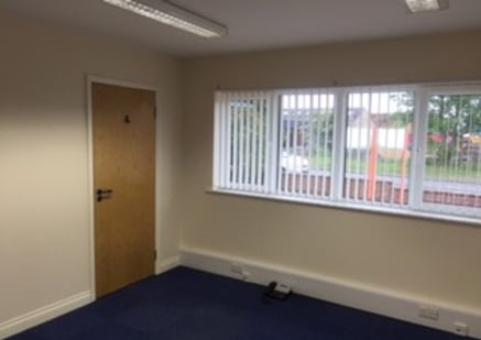 Salters House comprises of a single storey multi-let office building with a range of suites available to let. Staff facilities are available plus there is use of a communal kitchen area....