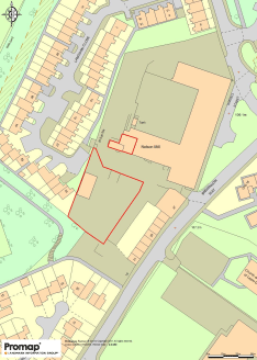 The yard totals approximately 16,150 sq ft (0.371 acres), scaled using Promap. The site is accessed via a steel panelled swing action gate. The yard is concrete surfaced (rough) and is bound by 2.5m high steel panelled fencing.  Within the yard, ther...